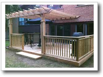 Toronto Decks And Cedar Fences Premium Lumber Specialists